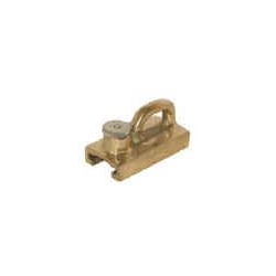 SUPPORT/HAMPE DE PAVILLON INCLINE BRONZE
