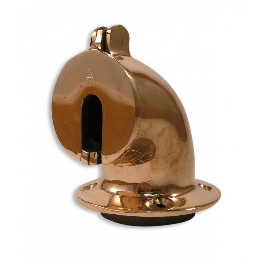 Écubier d''étrave en bronze