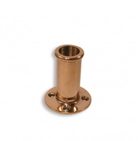 SUPPORT/HAMPE DE PAVILLON DROIT BRONZE