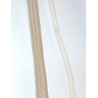 CORDAGE POLYESTER TRESSE CHAMPAGNE