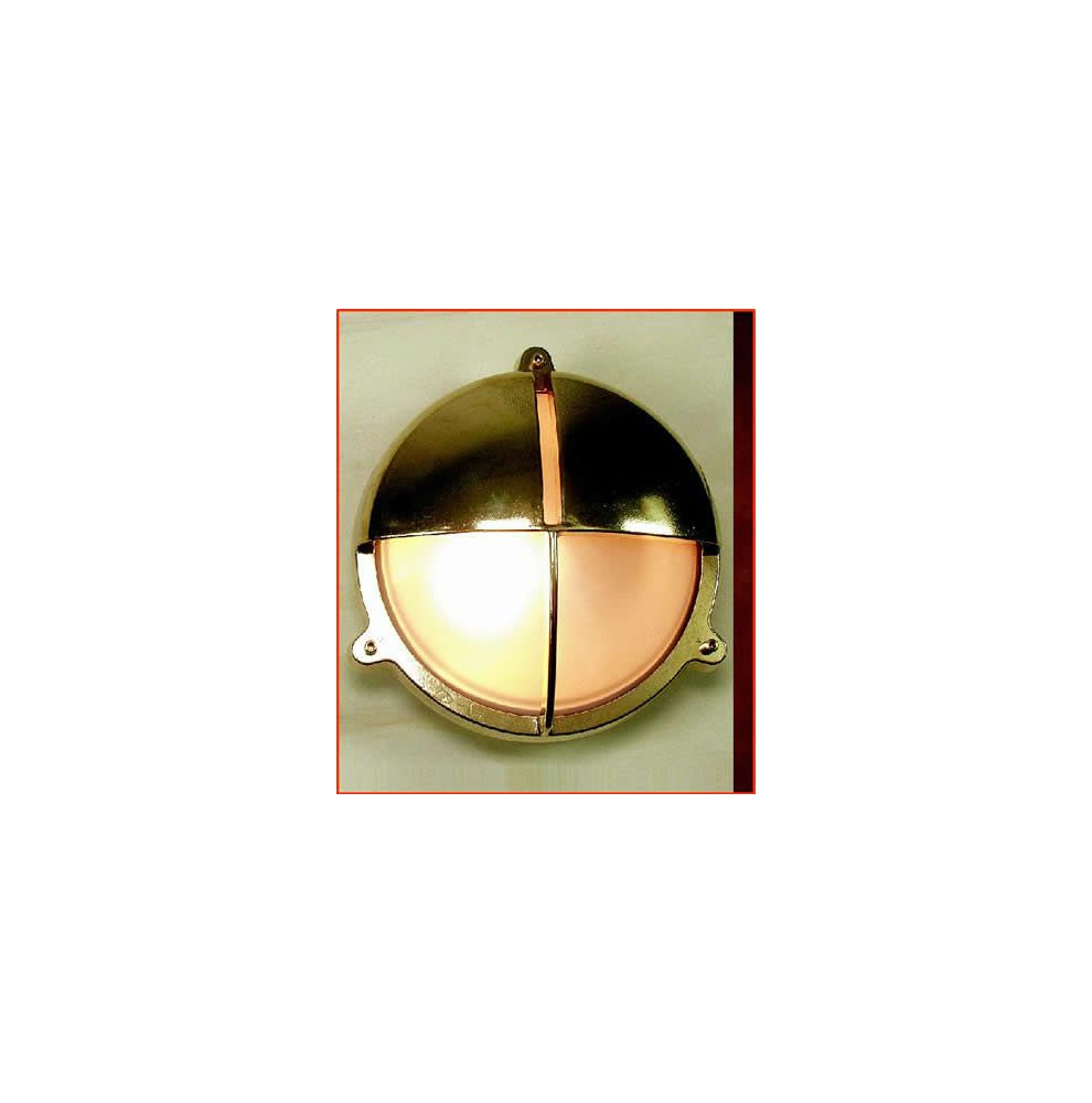 LAMPE LAITON CIRCULAIRE AVEC CACHE