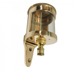 LAMPE PLAFONNIER EN LAITON LOURD 168 MM