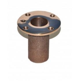 Base de chandelier à encastrer en bronze
