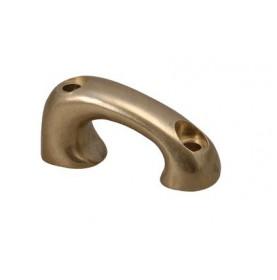 Pontet massif type filoir en bronze