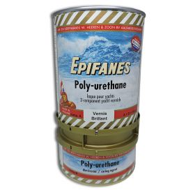 Epifanes bi-component polyurethane varnish shiny finish