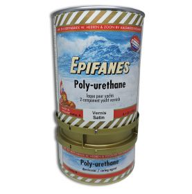 Epifanes bi-component polyurethan varnish matt finish 0.75L