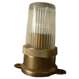 BRASS ALL ROUND LIGHT