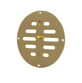 GRILLE CIRCULAIRE REGLABLE