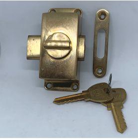 Serrure Laiton Type Cylindre