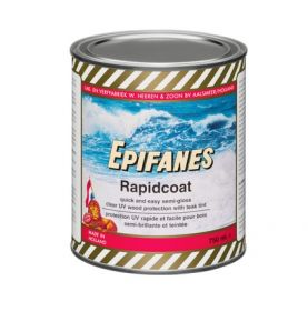 Epifanes RAPIDCOAT mono-component varnish 0.75L