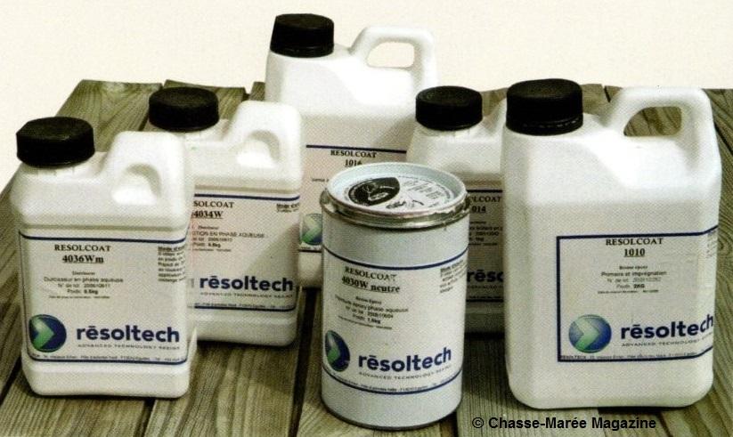 produits résine Epoxy