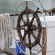 Barre à roue voilier Avontuur